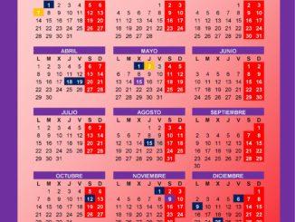 Calendario Laboral 2019 Ciudad Real.Calendario Laboral 2019 De La Construccion De Madrid Co Bas Es