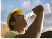 Estrés térmico: derechos de los trabajadores/as en condiciones de calor muy elevado.