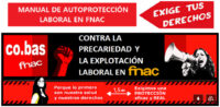 Manual de Autoprotección Laboral en FNAC. Exige tus derechos