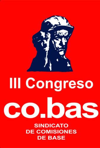 Documentación III Congreso de co.bas Resoluciones y Estatutos